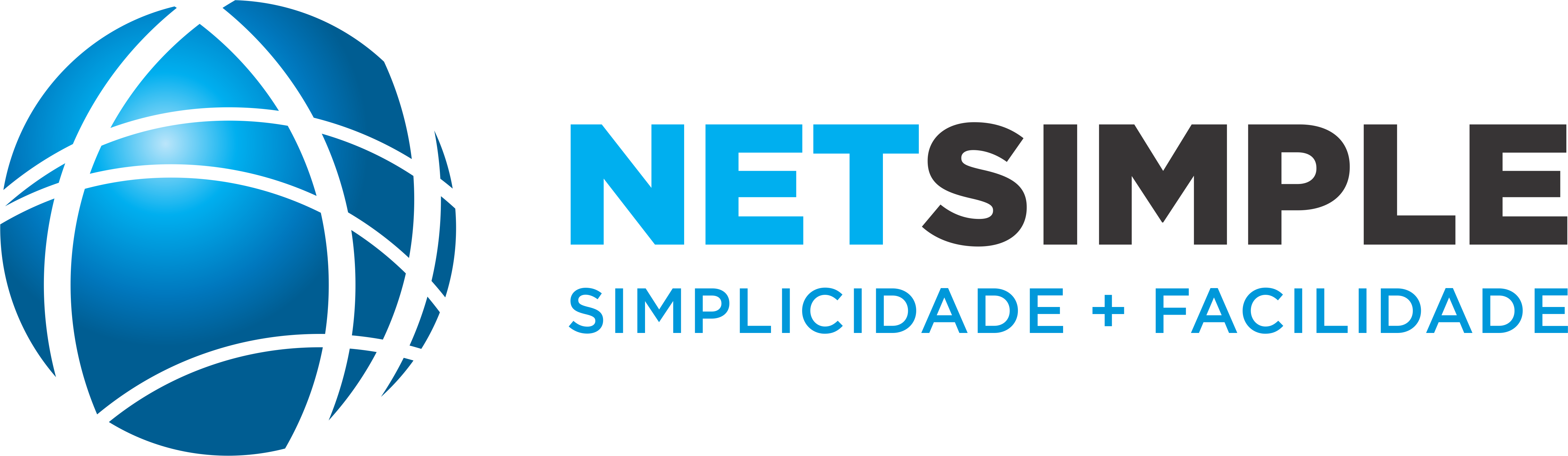 Logo NetSimple Horizontal